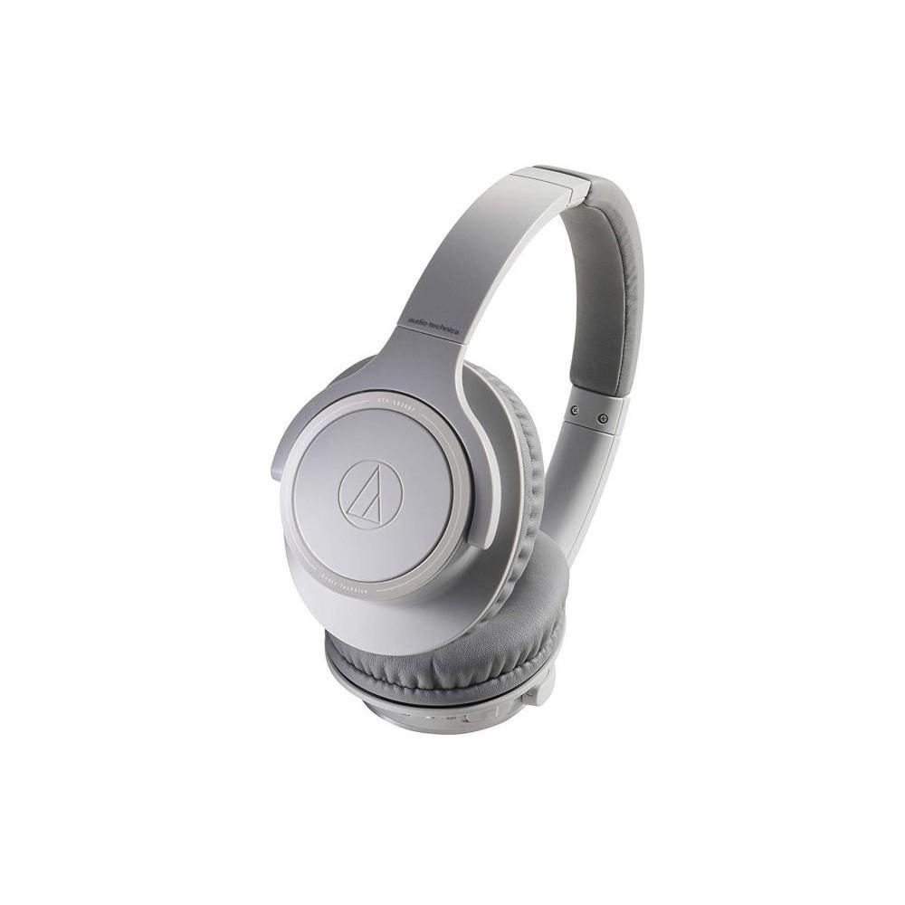 Беспроводные наушники Audio-Technica ATH-SR30BTGY -
