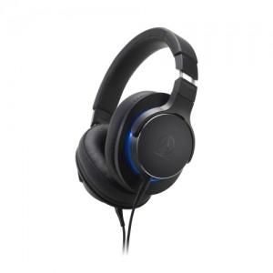 Охватывающие наушники Audio-Technica ATH-MSR7BBK