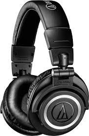 Беспроводные наушники Audio-Technica ATH-M50XBT