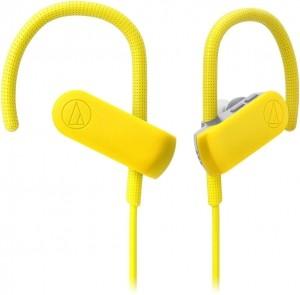 Беспроводные наушники Audio-Technica ATH-SPORT50BTYL