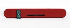 Саундбар Yamaha YAS-108 Red со встроенными сабвуферами