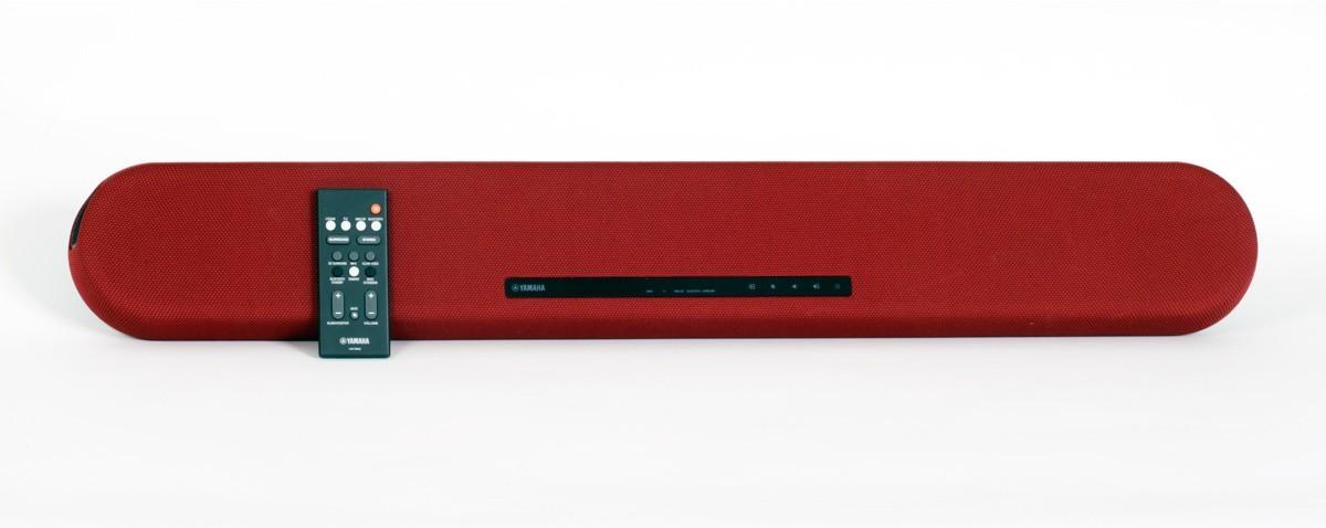 Саундбар Yamaha YAS-108 Red со встроенными сабвуферами -