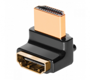 Угловой HDMI переходник AUDIOQUEST HDMI 90^W Wide-Side Adaptor