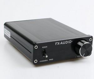 Цифровой усилитель FX-Audio FX-502A (2 х 50 Вт / 4 Ом) Black