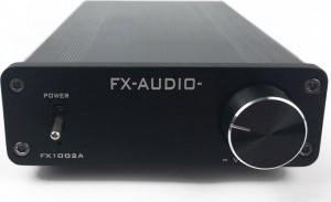 Цифровой усилитель FX-Audio FX-1002A (2 Х 130 ВТ / 4 ОМ) BLACK