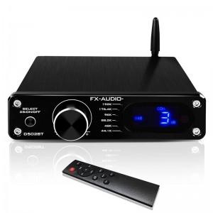 Цифровой усилитель FX-Audio D502