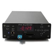 BLUETOOTH стерео усилитель FX-AUDIO M-200E