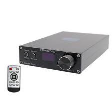BLUETOOTH стерео усилитель FX-AUDIO D802CPRO