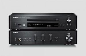 Минисистема Yamaha MCR-N670 без акустики