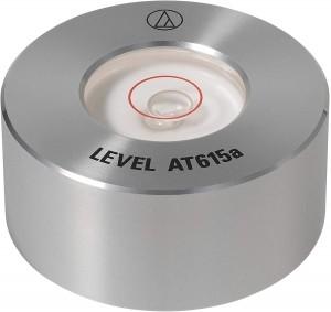 Уровень для установки проигрывателей винила Audio-Technica acc AT615 Precision Turntable Level