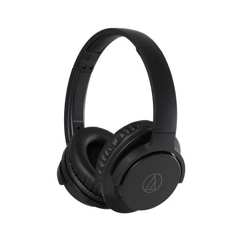 Беспроводные наушники Audio-Technica ATH-ANC500BTBK -