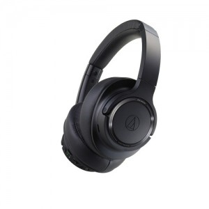 Беспроводные наушники Audio-Technica ATH-SR50BTBK