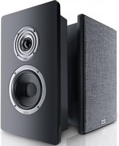 Настенная акустика Heco Ambient 11F Black Satin