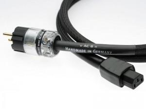 Силовой кабель SILENT WIRE AC-8 (1.0 м)