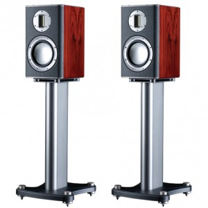 Полочная акустика Monitor Audio Platinum PL100 Rosewood