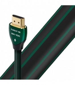 Кабель HDMI 2.1 AudioQuest Forest 48 (4K/8K/10K, Ultra HD) (0,6 м)