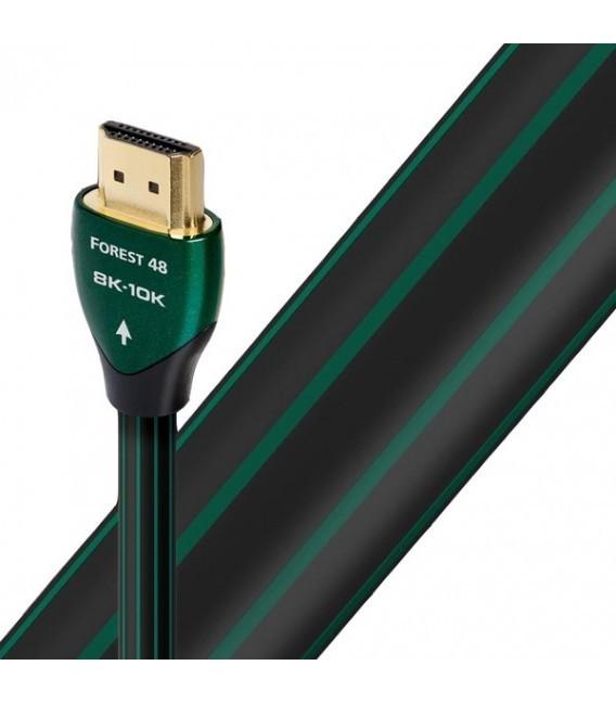 Кабель HDMI 2.1 AudioQuest Forest 48 (4K/8K/10K, Ultra HD) (1,0 м) -