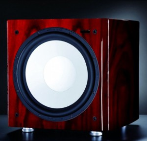Сабвуфер Monitor Audio Platinum PLW15 Rosewood