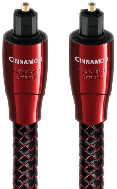 Оптический кабель AudioQuest OptiLink cinnamon 0.75m -