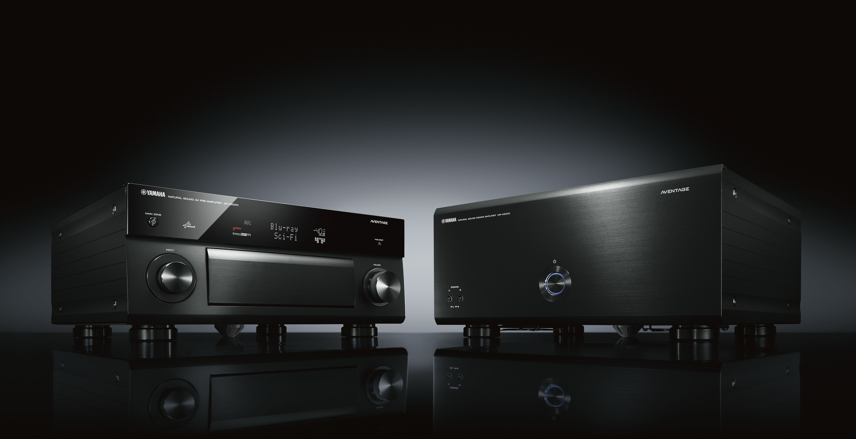 Yamaha CX-A5000/MX-A5000 - Black