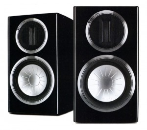 Полочная акустика Monitor Audio Gold GX50 Black Gloss