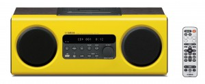 Минисистема Yamaha TSX-112 Yellow
