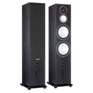 Напольная акустика Monitor Audio Silver 10 Black Oak