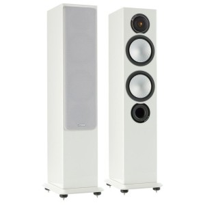 Напольная акустика Monitor Audio Silver 6 Hight Gloss White