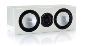 Monitor Audio Silver Centre Hight Gloss White