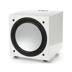Сабвуфер Monitor audio Silver W12 Hight Gloss White