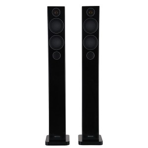 Напольная акустика Monitor Audio Radius 270 Hight Gloss Black