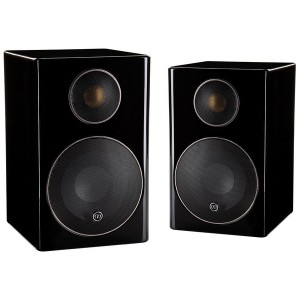 Полочная акустика Monitor Audio Radius 90 Hight Gloss Black