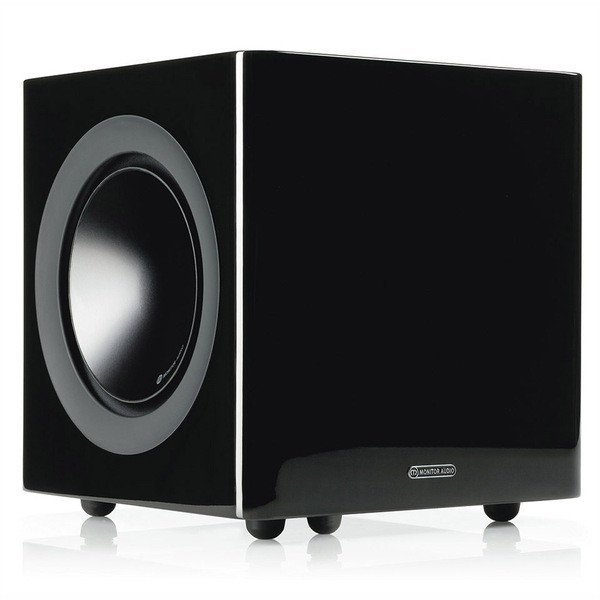 Сабвуфер Monitor Audio Radius 390 Black -