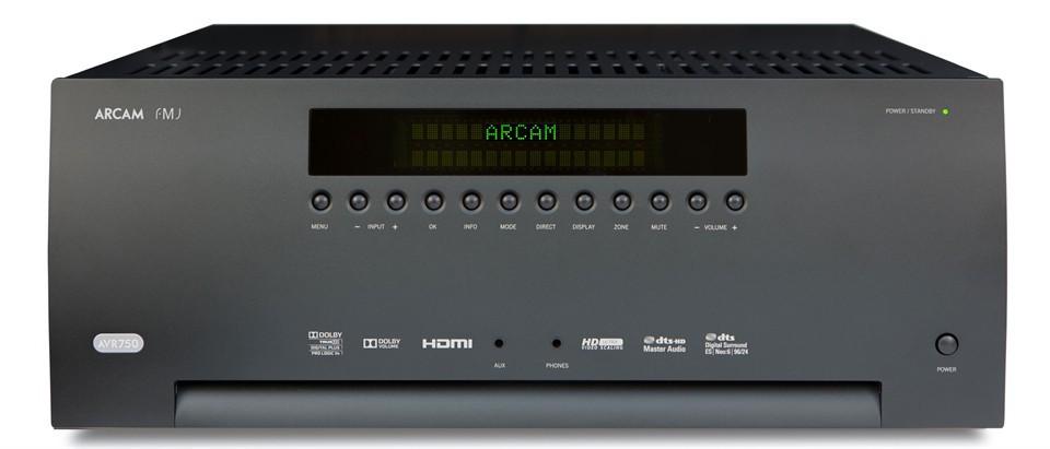 AV ресивер Arcam FMJ AVR750 - Black