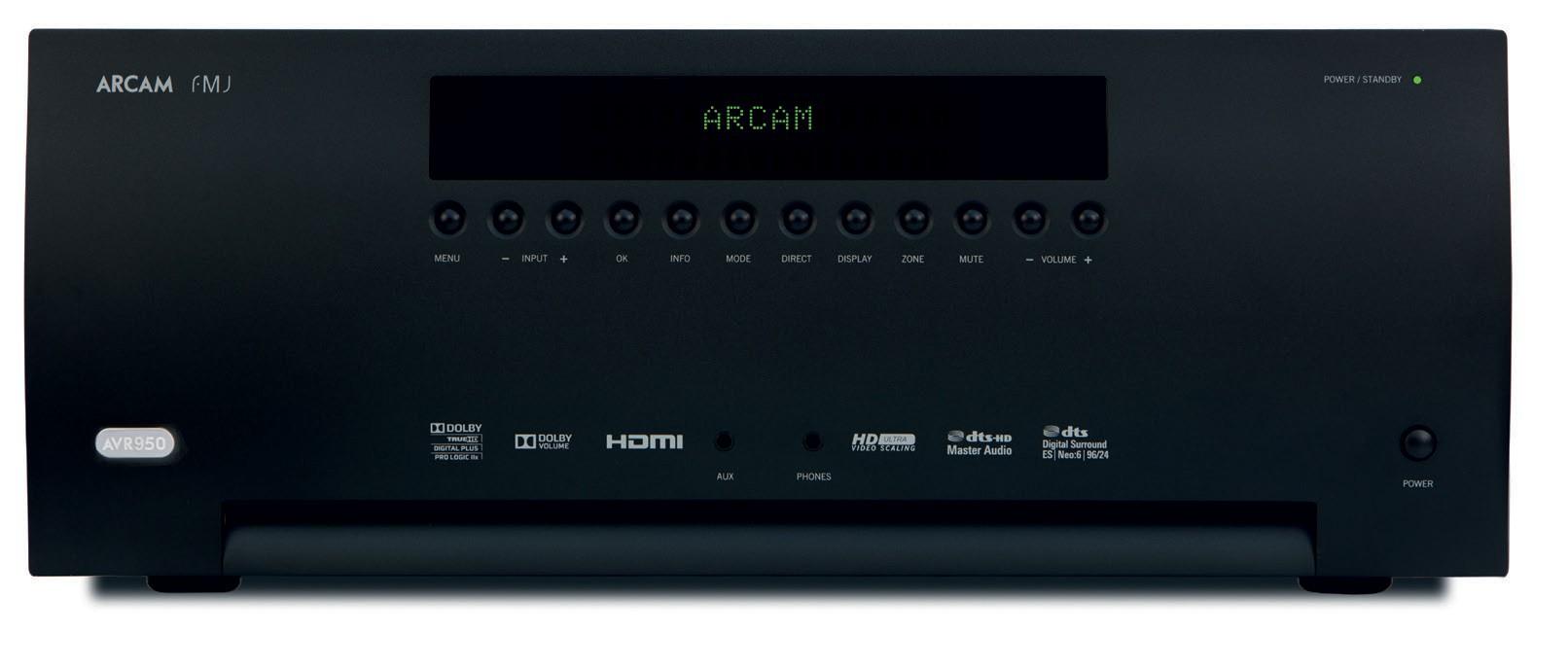 AV процессор ARCAM FMJ AV950 -