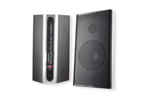 Monster Clarity HD Monitor Speakers Silver