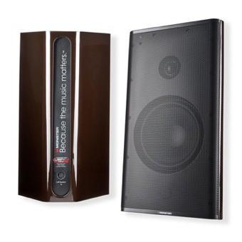 Monster Clarity HD Monitor Speakers Bronze -
