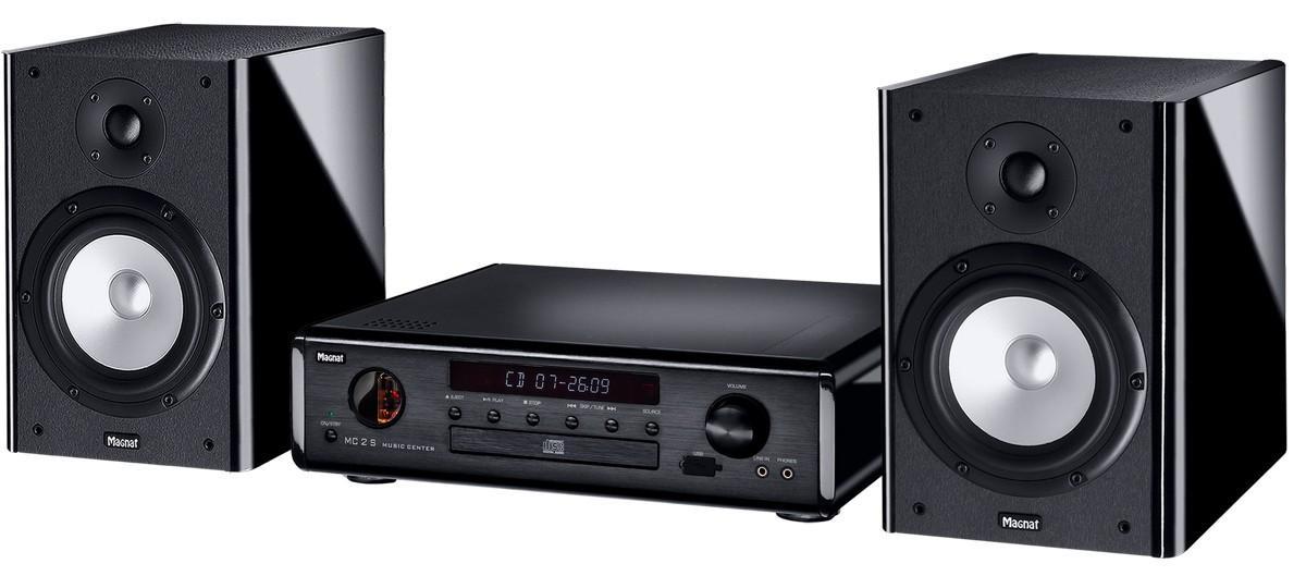 Минисистема Hi-Fi MAGNAT MC 2S -