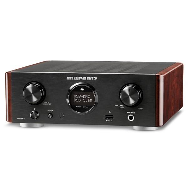 Внешний ЦАП Marantz HD-DAC1 Black -