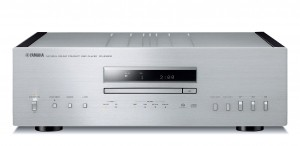 CD-проигрыватель Yamaha CD-S3000 Silver/Piano Black