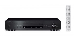 CD-проигрыватель Yamaha CD-N301 Black