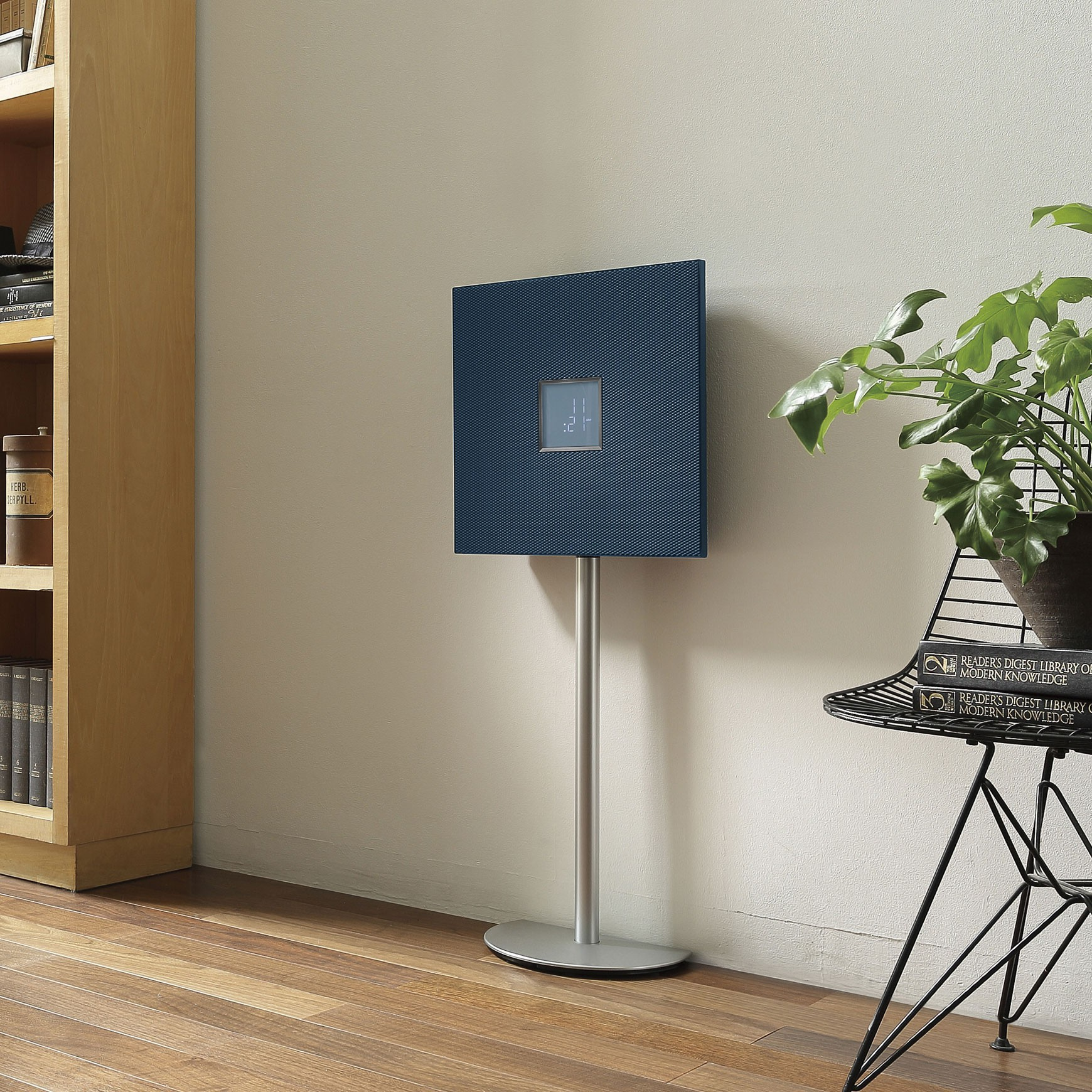 Минисистема Hi-Fi Yamaha ISX-803 Dark Blue -
