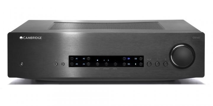 Интегральный усилитель Cambridge Audio CXA60 Black -