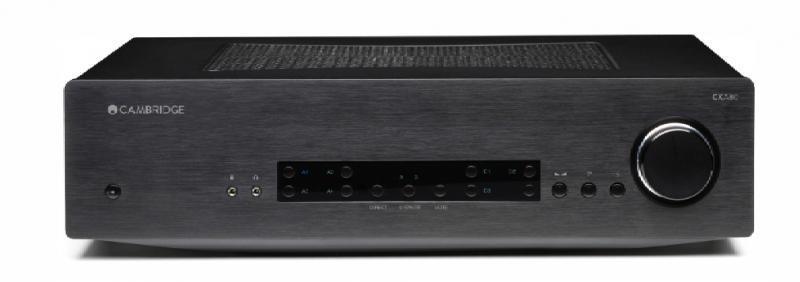 Интегральный усилитель Cambridge Audio CXA80 Black -