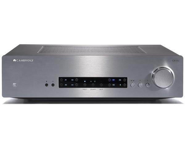 Интегральный усилитель Cambridge Audio CXA80 Silver -