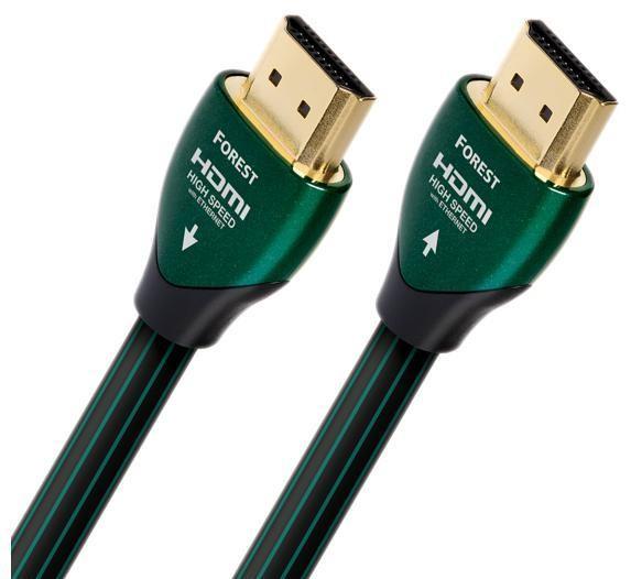 Кабель AUDIOQUEST Forest HDMI 2.0 (3D, 4K/UltraHD) (0,6м) -