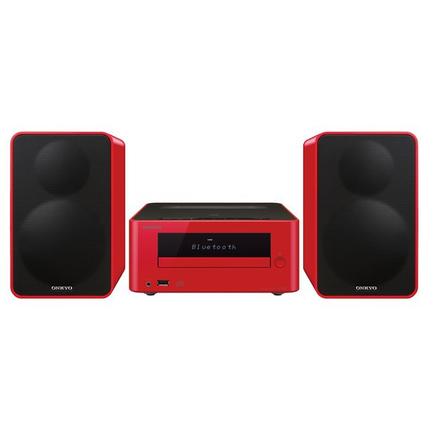 Минисистема Hi-Fi Onkyo CS-265 Red -