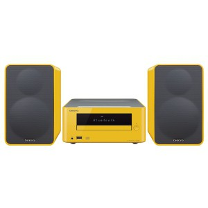 Минисистема Hi-Fi Onkyo CS-265 Yellow