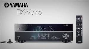 AV ресивер Yamaha RX-V375