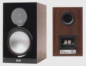 Полочная акустика ELAC BS 62.2 Walnut
